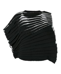JUNYA WATANABE COMME DES GARCONS | Junya Watanabe Comme Des Garçons Layered Pleated T-Shirt Size Medium