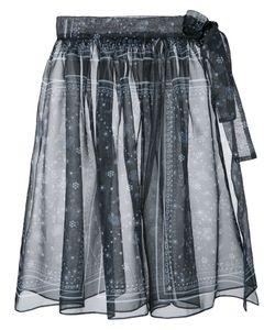 FLEAMADONNA | Paisley-Print Skirt Size Medium
