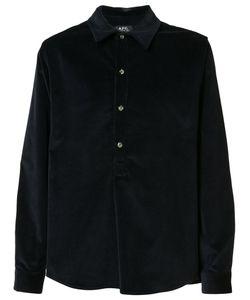 A.P.C. | Вельветовая Рубашка .