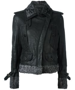 Christian Dior Vintage | Leather Jacket 40