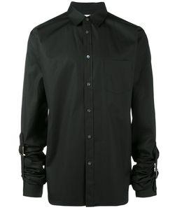 Comme Des Garcons | Comme Des Garçons Shirt Bondage Strap Shirt Size Xl