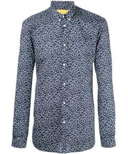 Journal | Brit Liberty Waves Shirt Medium Cotton