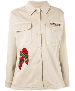 P.A.R.O.S.H. | P.A.R.O.S.H. Sequin Embroidered Jacket Xl