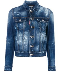 Dsquared2 | Выбеленная Джинсовая Куртка
