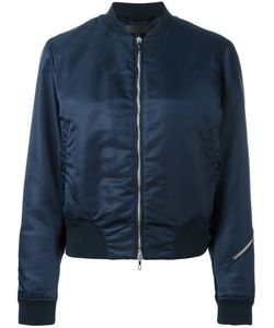 Rag & Bone | Zip Detail Bomber Jacket Size Small
