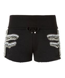 Andrea Bogosian | Embellished Shorts Size Medium
