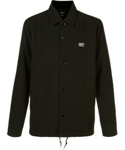 Obey | Embroide Logo Jacket Small Cotton/Polyester/Spandex/Elastane/Rayon