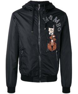 Dolce & Gabbana | Violin Print Jacket 48 Polyamide/Sheep