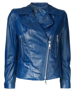 Sylvie Schimmel | Zip Up Jacket 38 Lamb Nubuck