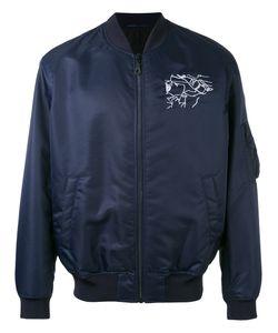 Kenzo   Куртка-Бомбер С Вышивкой Sketches