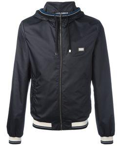 Dolce & Gabbana | Contrast Stripe Rain Jacket 56