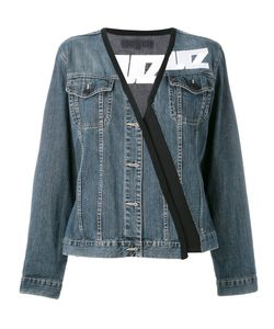 Lutz Huelle | Stylised Denim Jacket Size Large