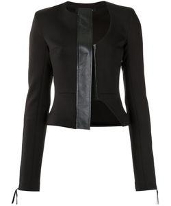 GLORIA COELHO | Asymmetric Jacket P