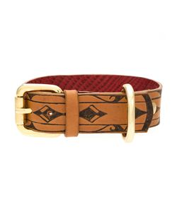 Xaa | Leather Dog-Collar