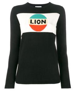 Bella Freud | Lion Stripe Intarsia Jumper Medium Wool