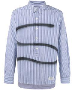 Neighborhood | S Print Striped Shirt