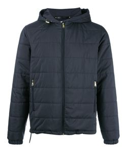 Paul Smith | Zipped Hooded Jacket Xs Polyester/Nylon