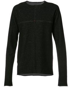 MA+ | Longsleeved T-Shirt 48 Cotton/Polyamide/Wool