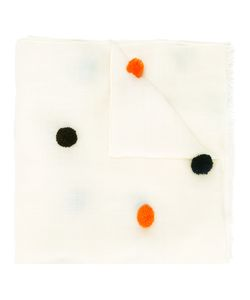 PS PAUL SMITH | Ps By Paul Smith Pom Pom Scarf