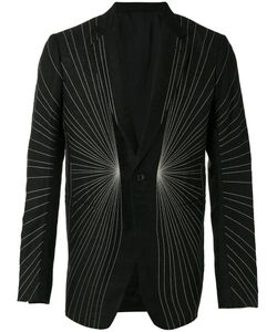 Rick Owens | Embroidered Blazer Size 48