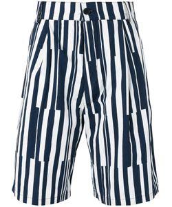 Sunnei | Striped Shorts Size Medium