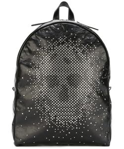 Alexander McQueen | Studded Skull Backpack Calf Leather/Metal Other
