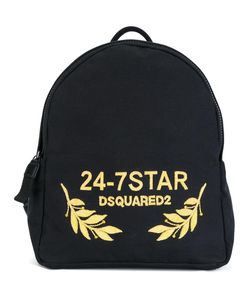 Dsquared2 | 24-7 Star Logo Backpack Cotton