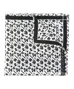 Fefè | Printed Pocket Square One