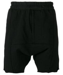JULIUS | Drop-Crotch Shorts 4 Cotton