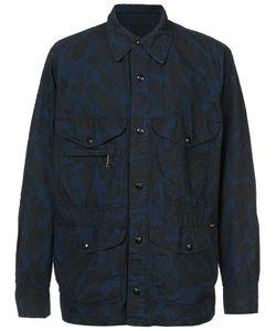 RRL | Printed Shirt Jacket Men L