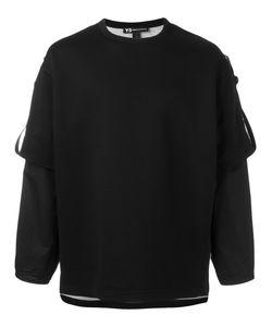 Y-3 | Buckled Sweatshirt M