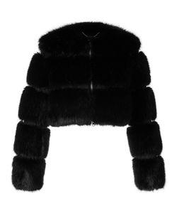 Givenchy | Cropped Fur Jacket 34 Modacrylic/Acrylic/Polyester/Viscose