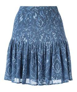 Michael Michael Kors | Printed Fla Skirt 4 Polyester