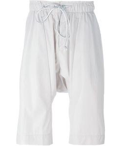 KAZUYUKI KUMAGAI | Drop-Crotch Shorts