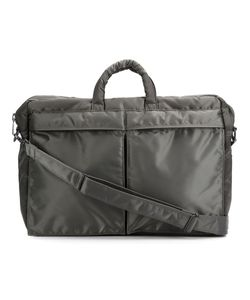 Porter By Yoshida & Co | Glossy Zip Up Tanker 2 Briefcase