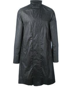 Rick Owens | Куртка Миди С Вощеным Покрытием