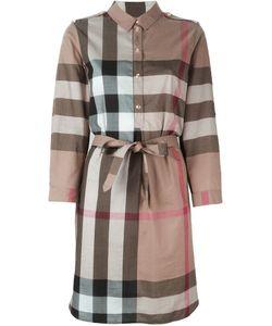 Burberry Brit | Платье-Рубашка House Check