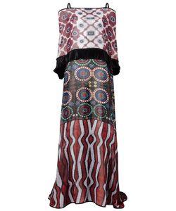 Afroditi Hera | Платье С Принтом