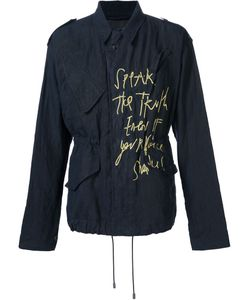 Haider Ackermann | Легкая Куртка С Принтом