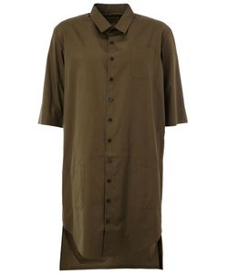 Christopher Nemeth | Longline Shortsleeved Shirt