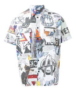 Ktz | Рубашка С Принтом Newspaper