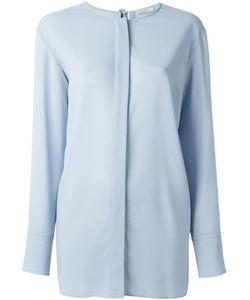 Nina Ricci | Рубашка Без Воротника