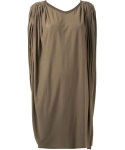 Rick Owens Lilies | Платье Draped Cape