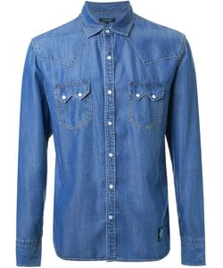 GUILD PRIME | Snap Button Denim Shirt