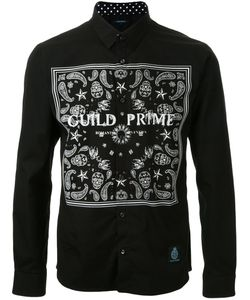GUILD PRIME | Logo Print Button Down Shirt