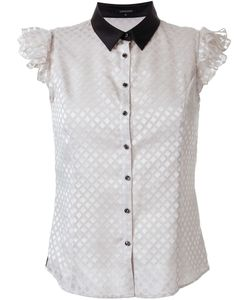 LOVELESS | Рубашка С Контрастным Воротником
