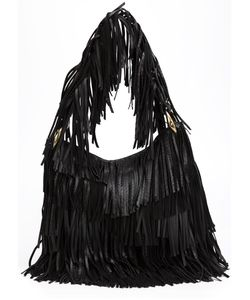Roberto Cavalli | Fringed Shoulder Bag