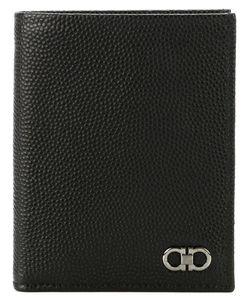 Salvatore Ferragamo | Gancino Logo Bi-Fold Wallet
