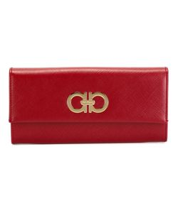 Salvatore Ferragamo | Double Gancio Continental Wallet