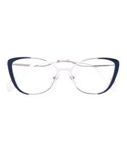Miu Miu Eyewear   Солнцезащитные Очки В Оправе Кошачий Глза